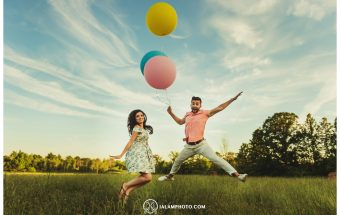 Megda & Saad E-Session (1000 Islands, ON)